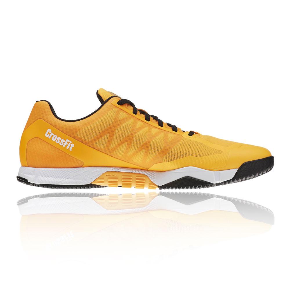 Reebok Crossfit Shoes   Orange