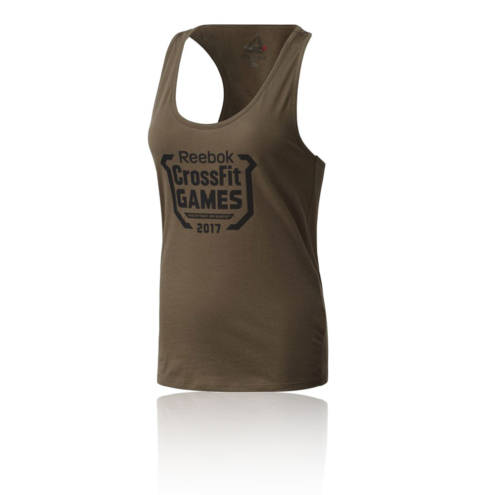 Reebok Women's CrossFit Games Tank Top - AW17