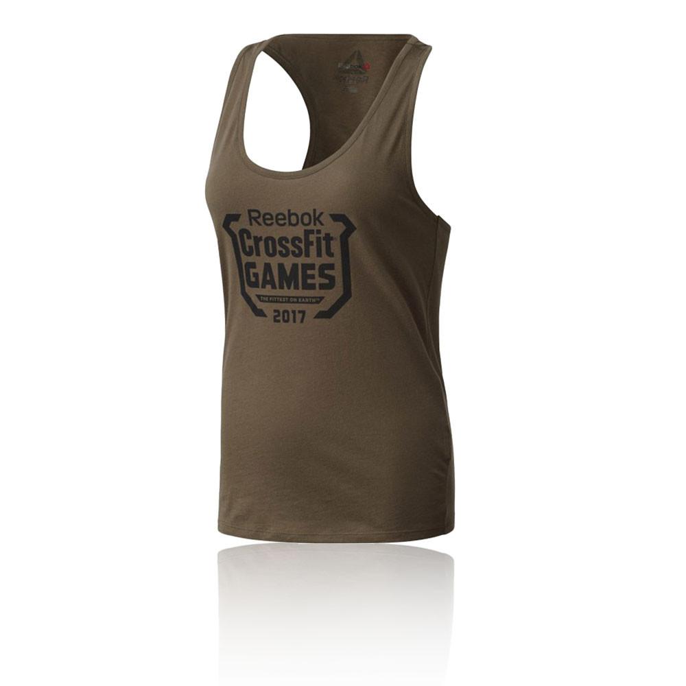 Reebok Women's CrossFit Games Tank Top