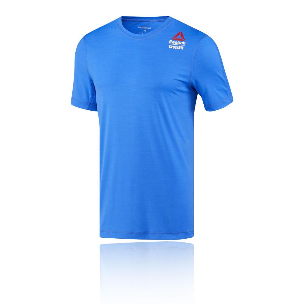 Reebok crossfit games activchill training t shirt aw17 for Reebok crossfit t shirts
