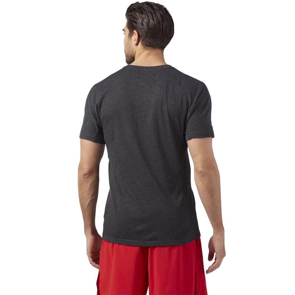 Reebok crossfit performance blend training t shirt ss18 for Reebok crossfit t shirts