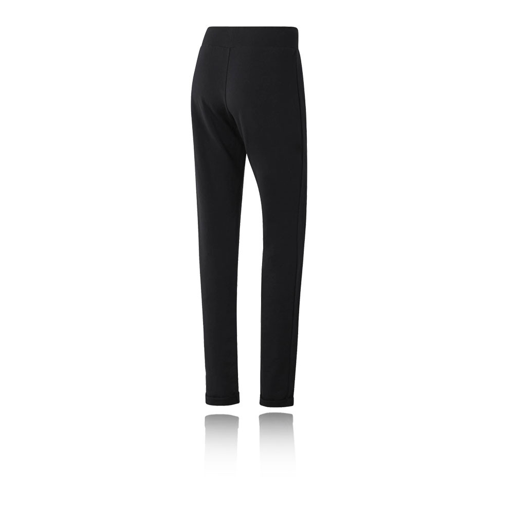 Reebok Femmes Entrainement Fitness Supply Slim Jogger Pantalon Noir Sport  Léger d94def9eefe