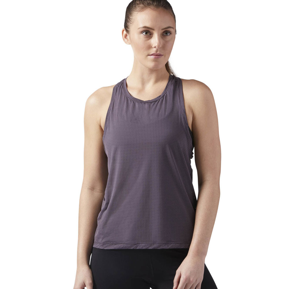Reebok Perforated Speedwick Women's Tank Top
