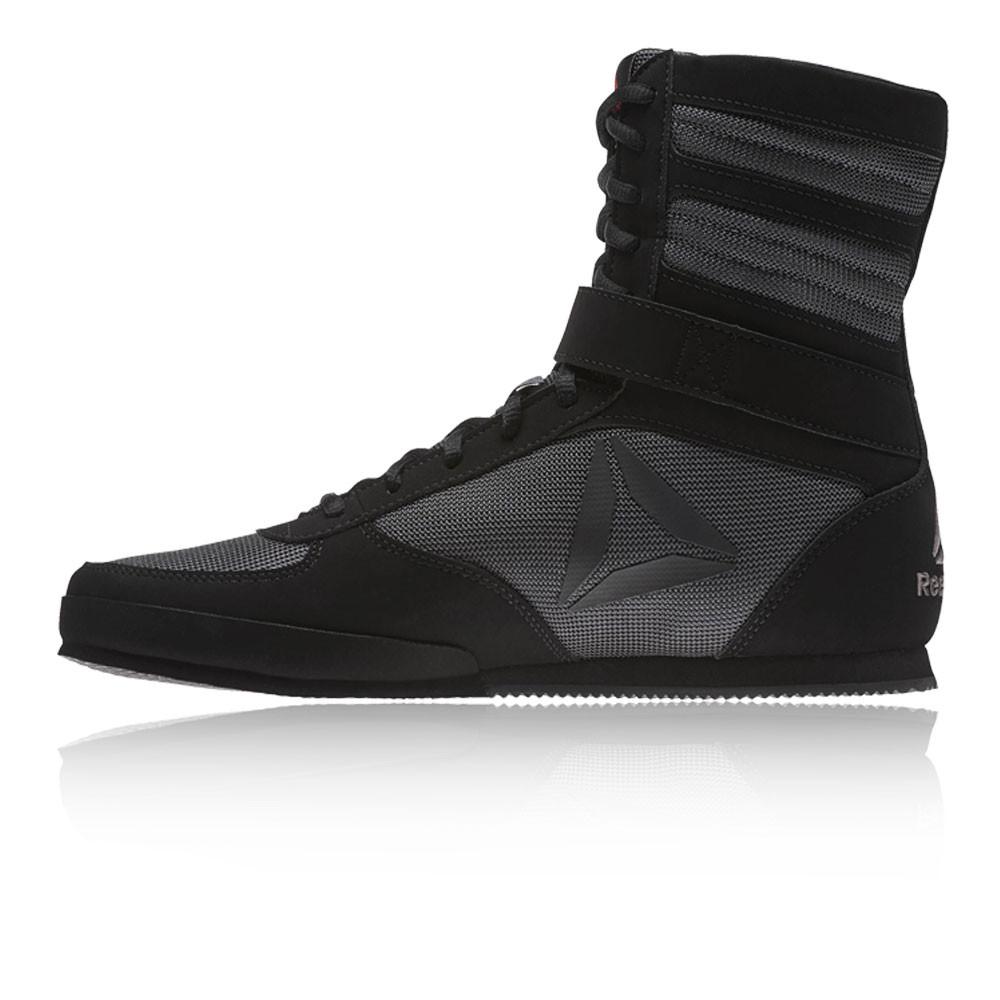 Botas Boxeo Negro Deporte Entrenar Calzado Zapatillas Hombre Reebok T4qwpxEE