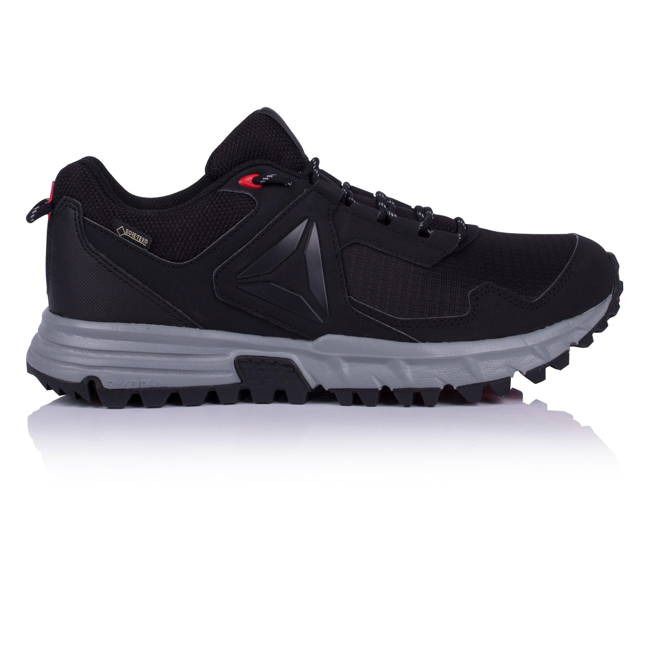 c916870d50fae Details about Reebok Mens Sawcut 5.0 GORE-TEX Walking Shoe Black Sports  Outdoors Trainers