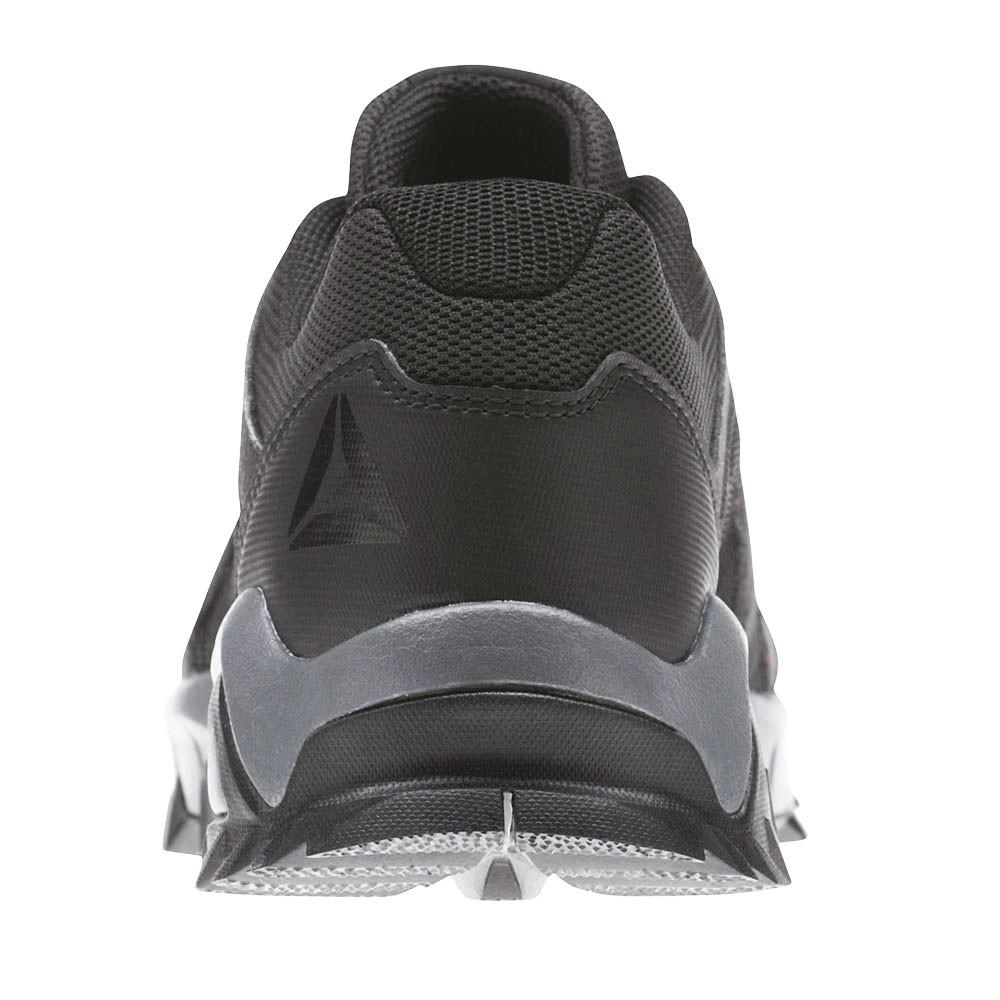 Reebok Mens TrailGrip 6.0 Hiking Shoes Black Sports Outdoors ... cd11c9add