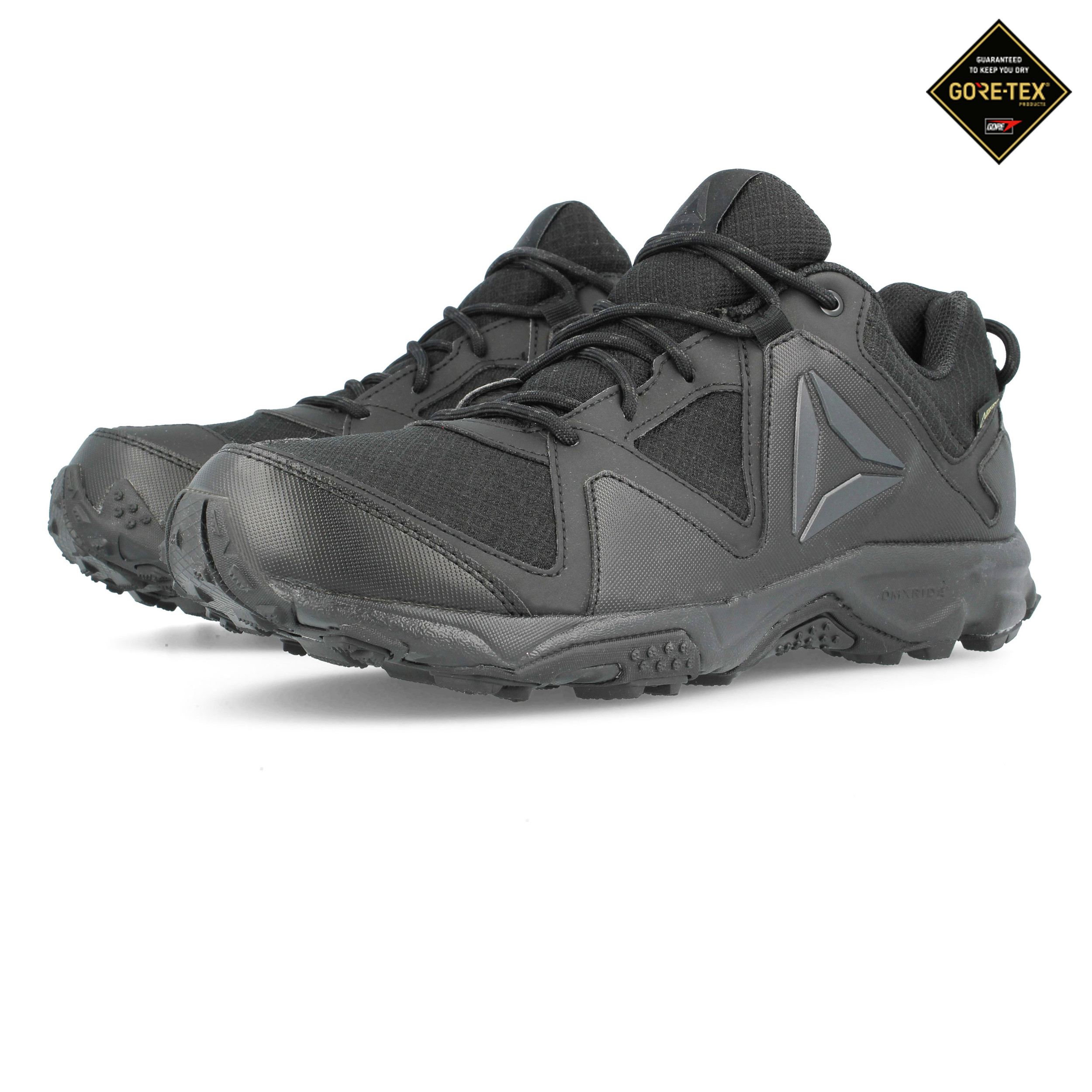 Reebok Womens Franconia Ridge 3.0 Gore-Tex Walking shoes Black Sports Outdoors