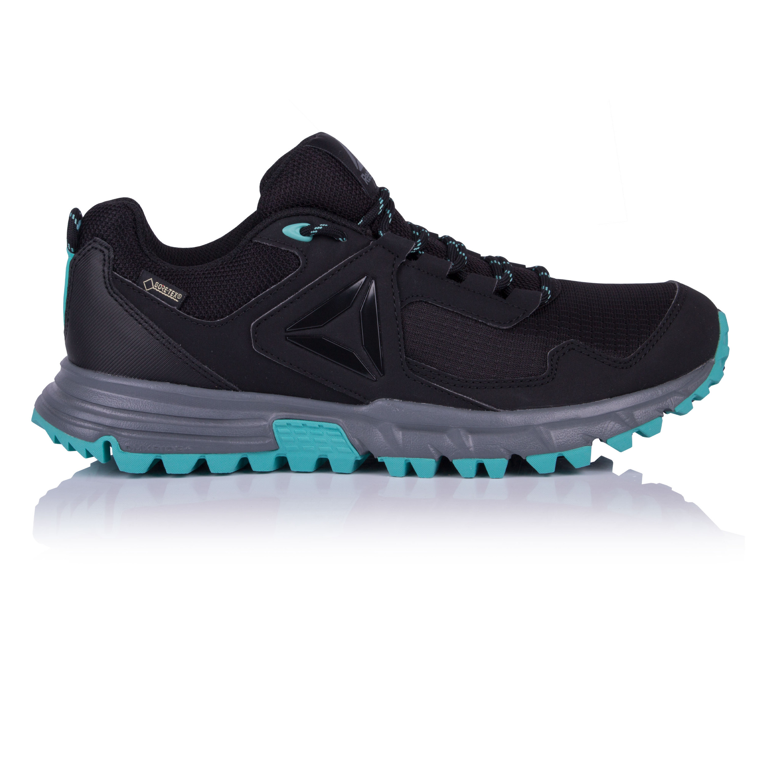 Details about Reebok Womens Sawcut 5.0 GORE TEX Walking Shoe Black Sports Outdoors Trainers
