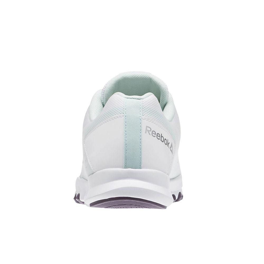 74ef6003b02 Reebok Womens Everchill Training Gym Fitness Shoe White Sports Breathable