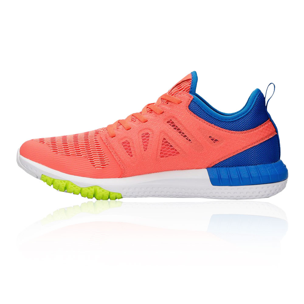 huge selection of 35c7d 272fc ... Reebok ZPrint 3D EX femmes chaussures de running