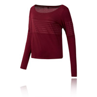 Reebok Mesh Longsleeve Layer Women's Top - AW18