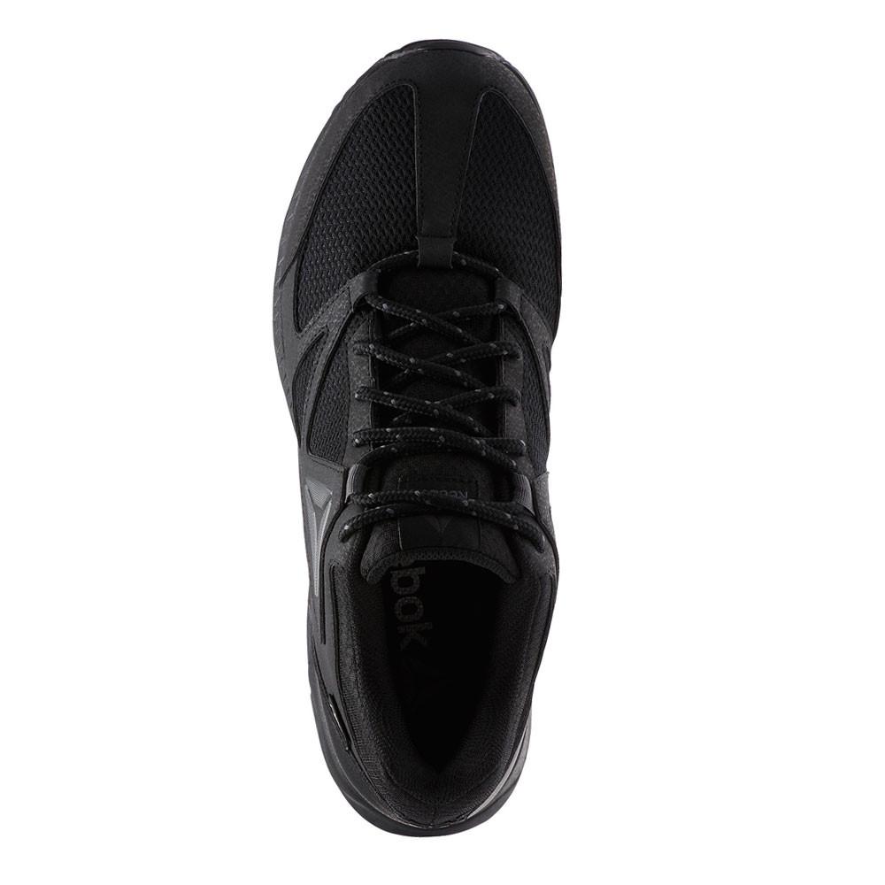 Détails sur Reebok Hommes Skye Peak Gore Tex 5.0 Trail Chaussures Course À Pied Baskets Noir