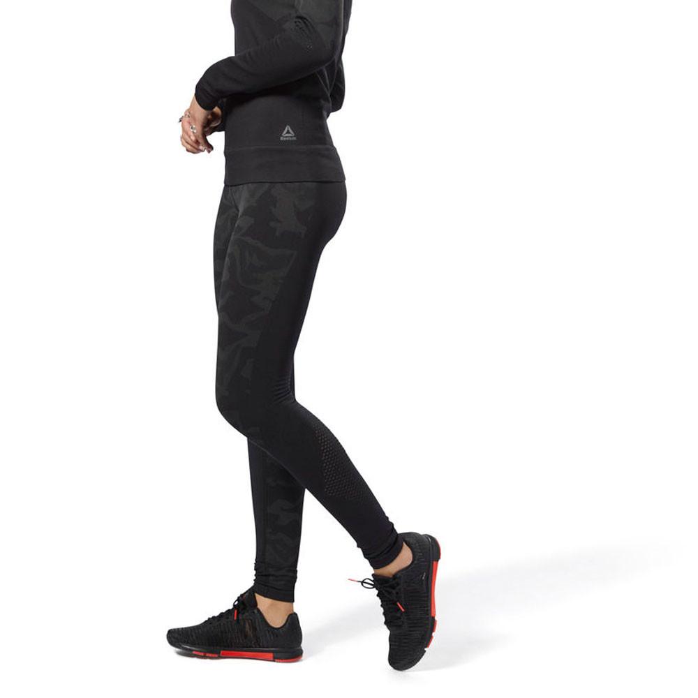 de987cd7e9483b Reebok Thermowarm Seamless Women's Tights - AW18 Reebok Thermowarm Seamless  Women's Tights - AW18 ...