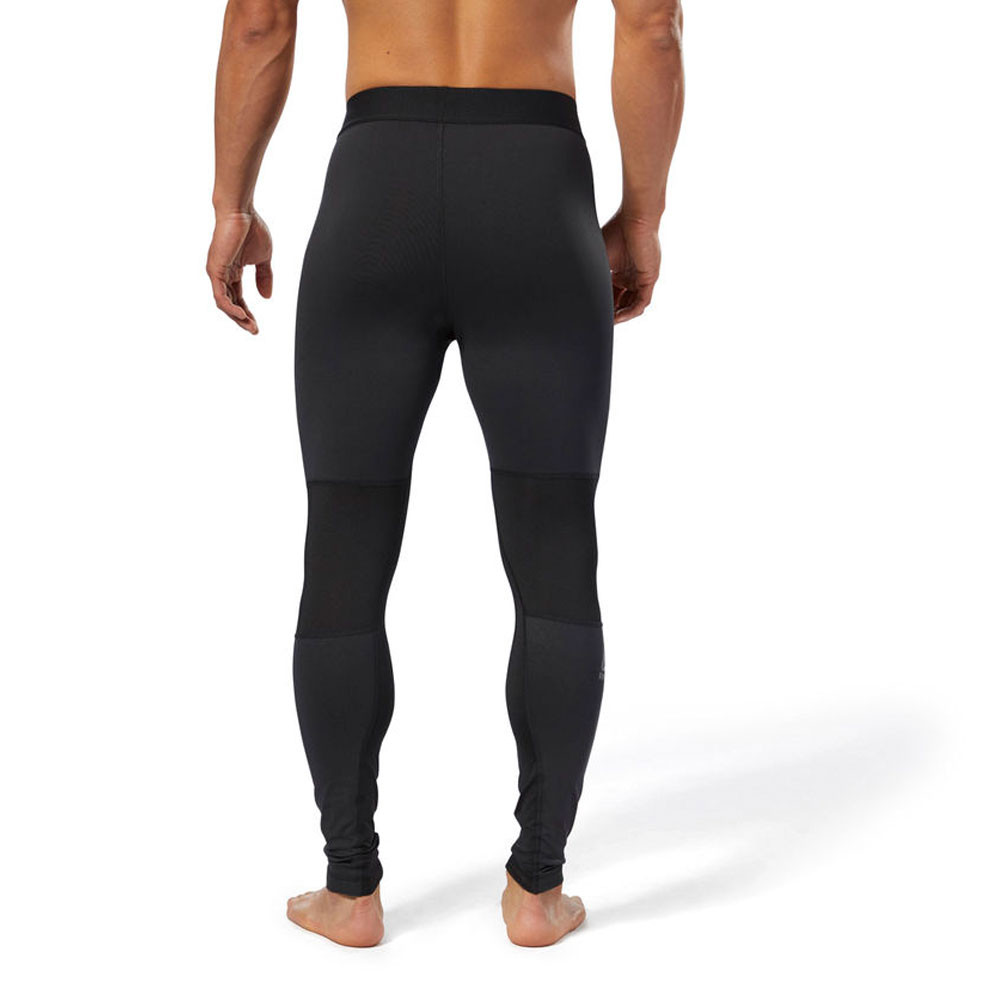 3d9d73441d65 Image is loading Reebok-Mens-Thermowarm-Compression-Tights-Bottoms-Pants- Trousers-