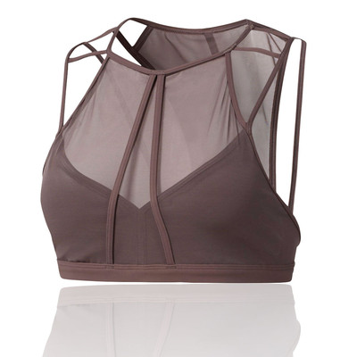 Reebok Women's Dance Strappy Bra
