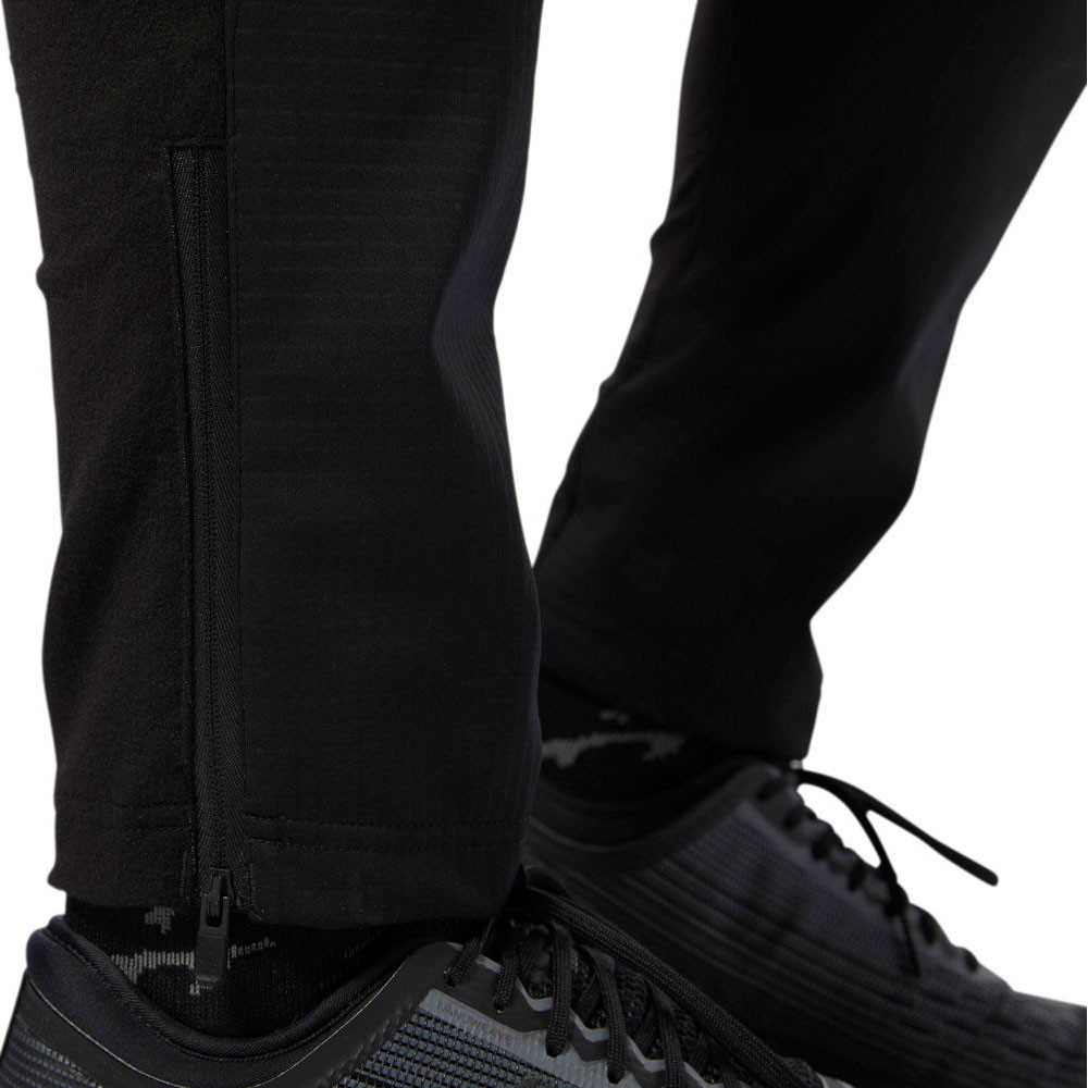 a91851bf37 Dettagli su Reebok Uomo CrossFit Pantaloni Termici Da Jogging Nero Sport  Corsa Caldi