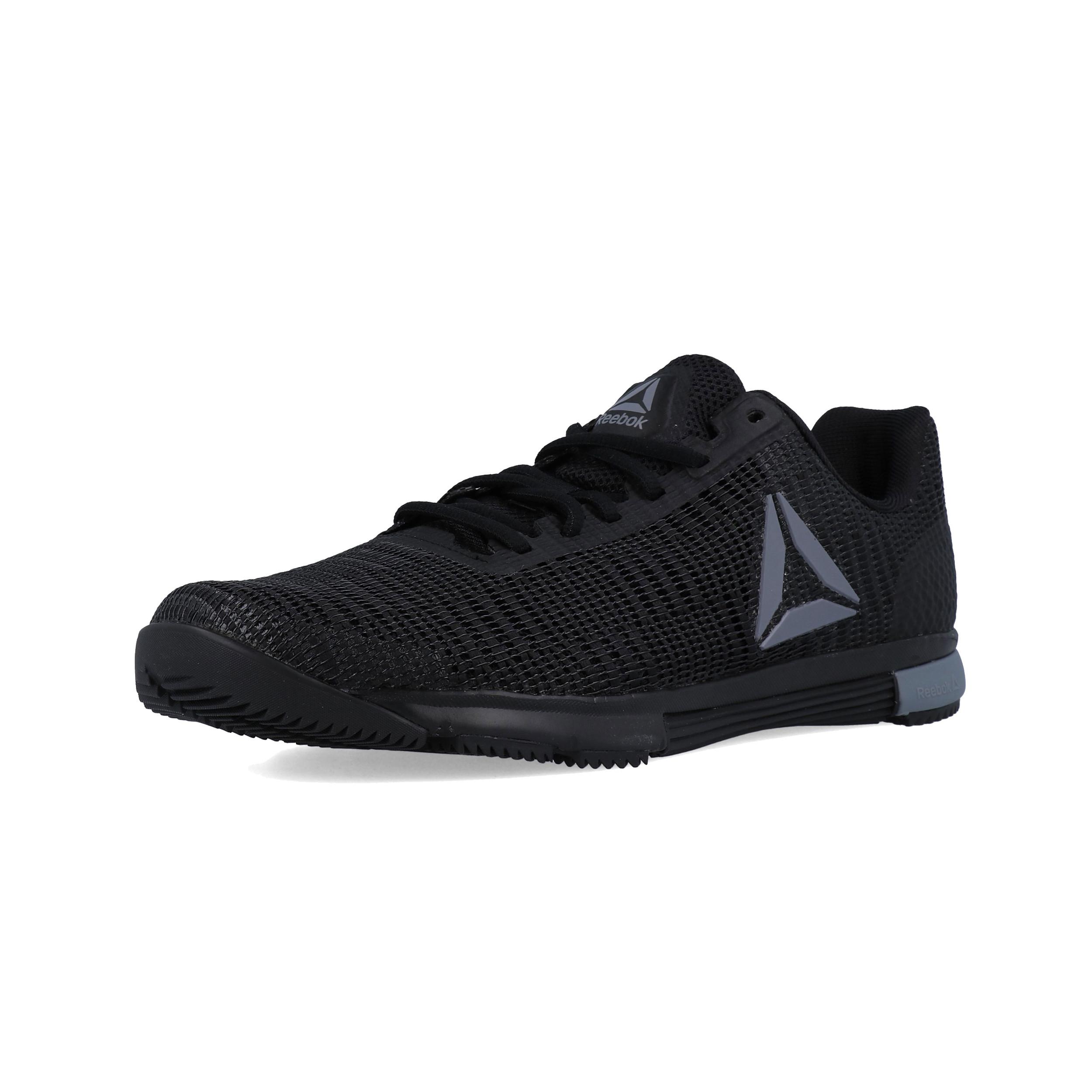 reebok noir sports chaussures