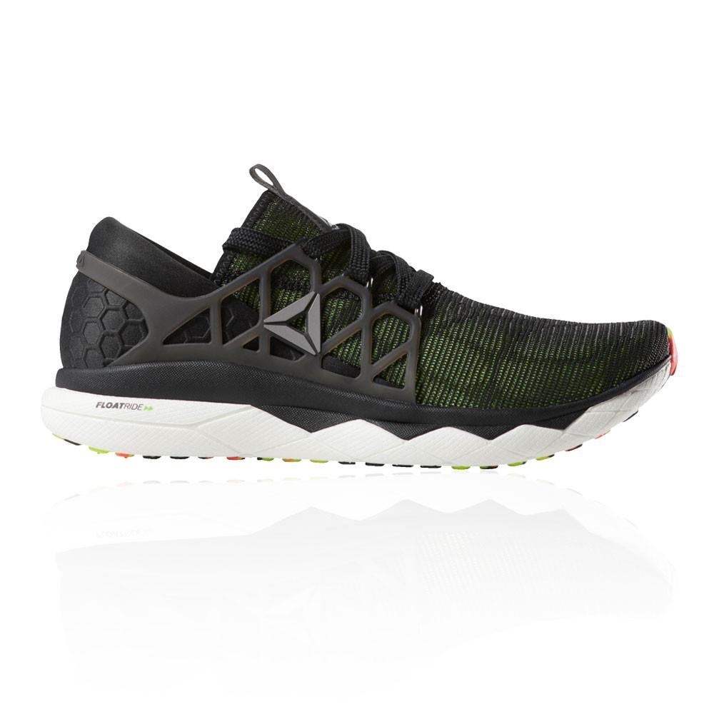 Détails sur Reebok Homme Floatride Run Flexweave Chaussures Course À Pied Baskets Sport Noir