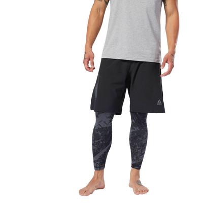 Reebok Combat Woven Boxing Shorts - SS19