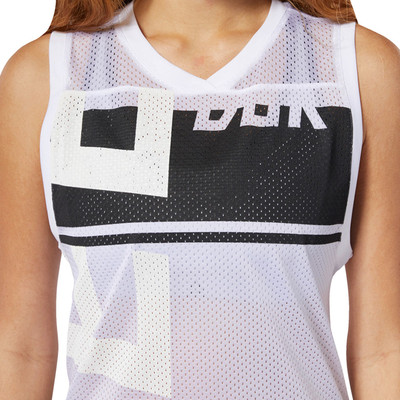 Reebok Meet You There Mesh Basketball para mujer chaleco