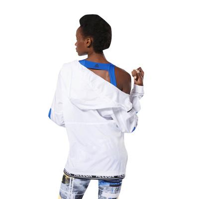 Reebok Workout Ready Novelty Woven Women's Jacket - SS19