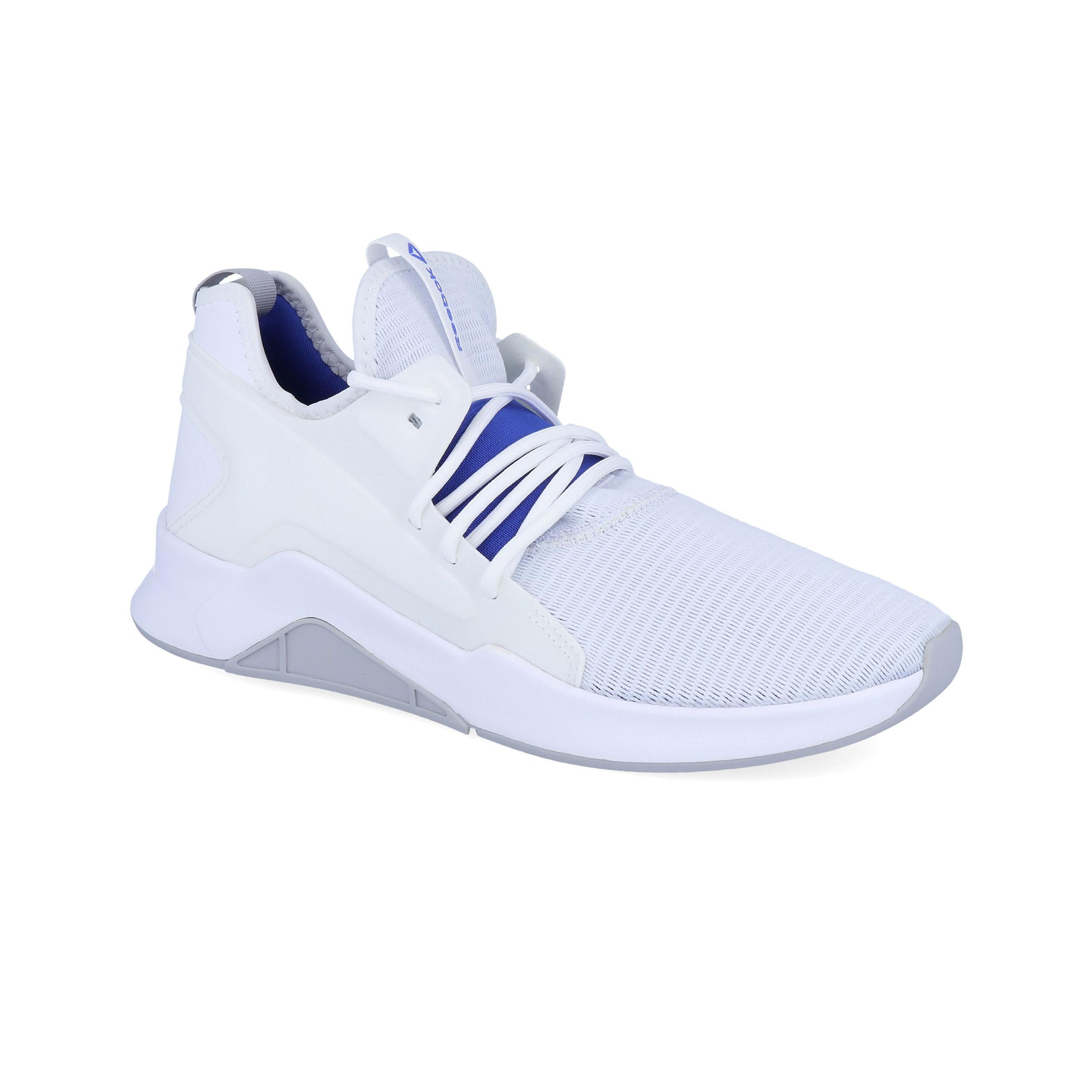 Détails sur Reebok Femme Guresu 2.0 Entraînement Baskets De Sport Chaussures Gym Blanc Bleu