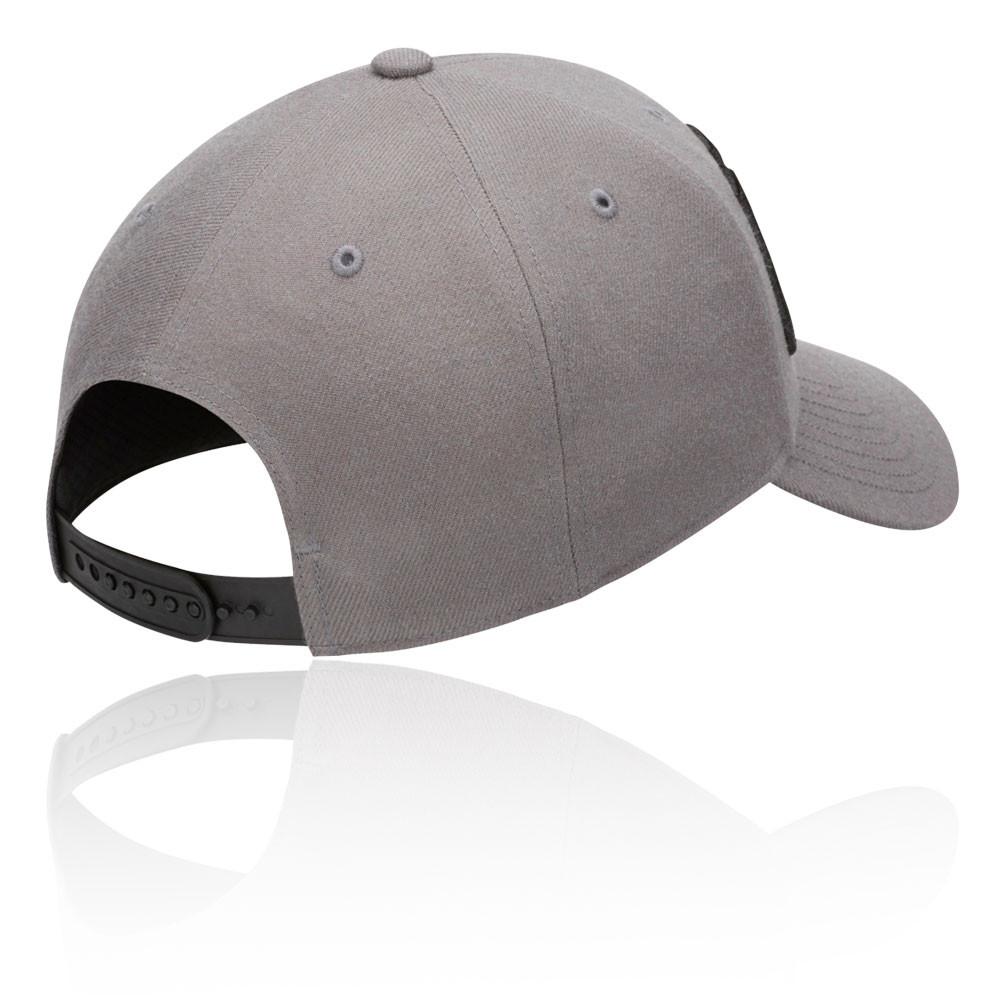 Reebok Unisex UFC Baseball Hat Cap Grey Sports Gym Outdoors Breathable 93b2bbbebc9d