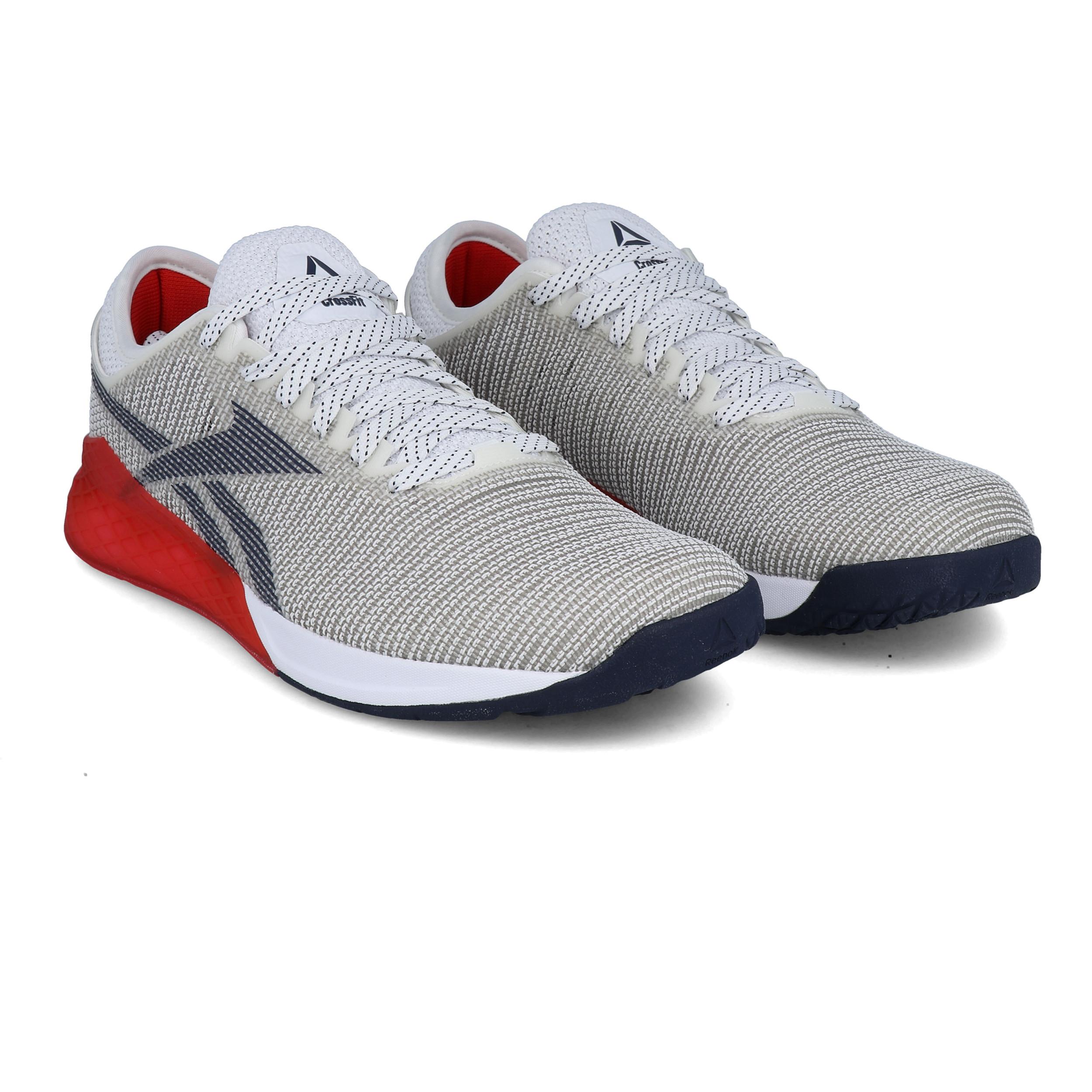 Details zu Reebok Herren Crossfit Nano 9 Trainingsschuhe Fitness Schuhe Sport Sneaker Rot