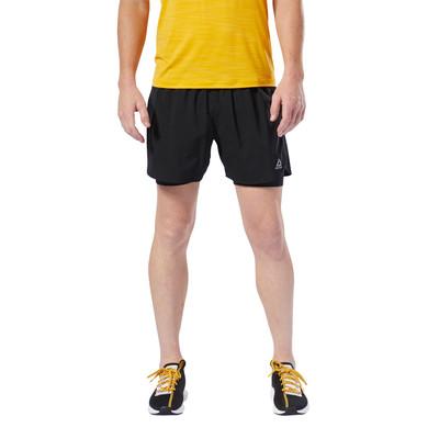 Reebok Run Essential 2-In-1 Running Shorts - AW19