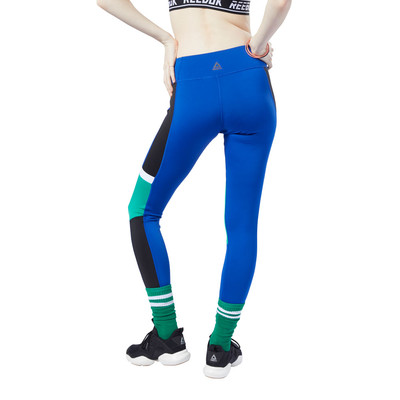 Reebok WOR Meet You There Women's Paneled Poly Tights - AW19