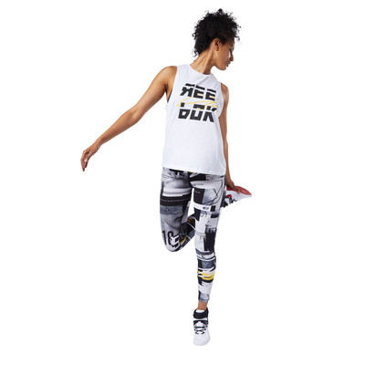 Reebok WOR Meet You There Women's Training Tank - AW19