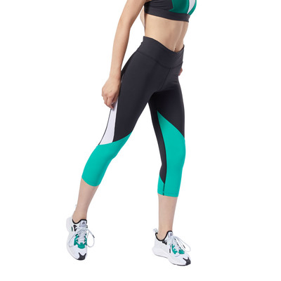 Reebok OS Lux 2.0 Women's 3/4 Training Tights - AW19