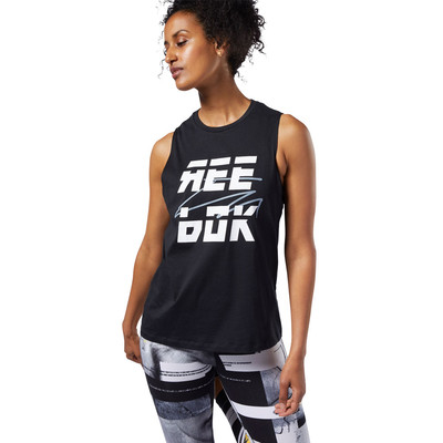 Reebok WOR Meet You There Women's Training Vest - AW19