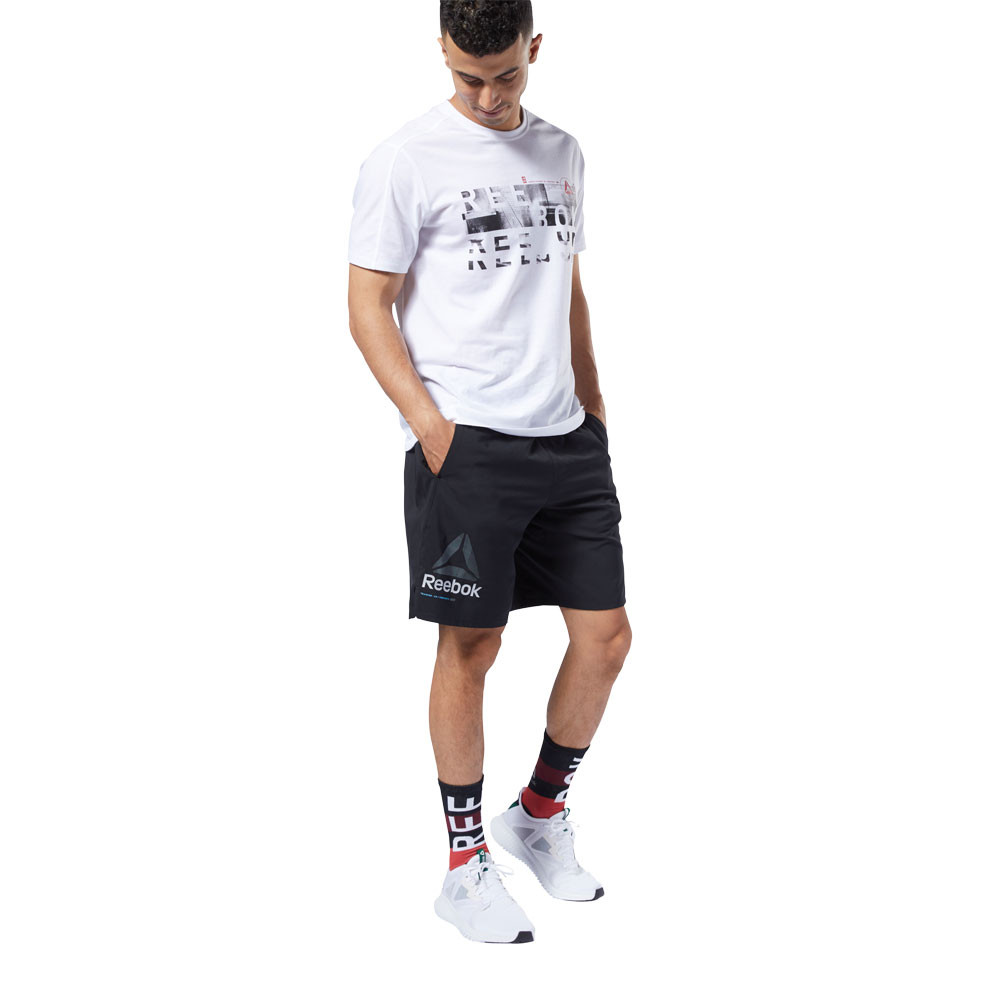 Reebok Epic Lightweight Graphic Shorts - AW19