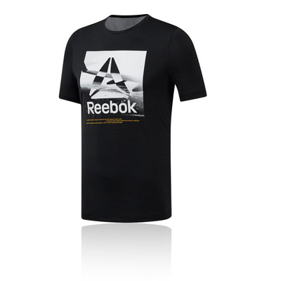 Reebok Workout Ready Activchill Graphic T-Shirt - AW19