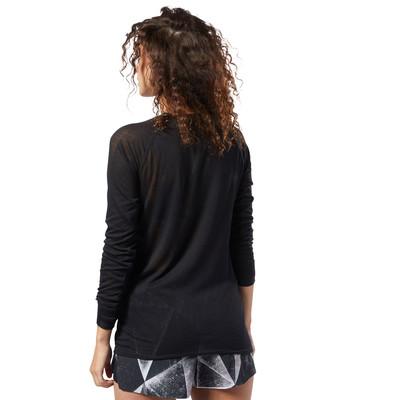 Reebok Burnout Women's Long Sleeve Tee - AW19