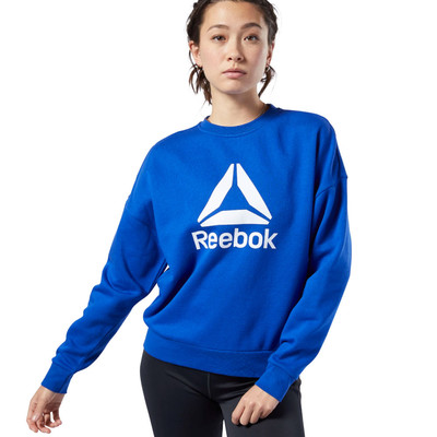 Reebok Workout Ready Big Logo Coverup Women's Top - AW19