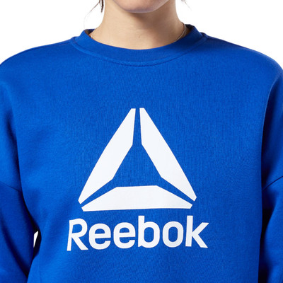 Reebok workout Ready Big Logo Coverup para mujer Top - AW19