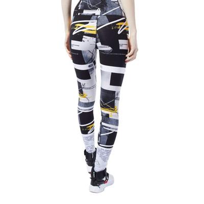 Reebok Workout Ready MYT Cotton AOP Women's Leggings - AW19