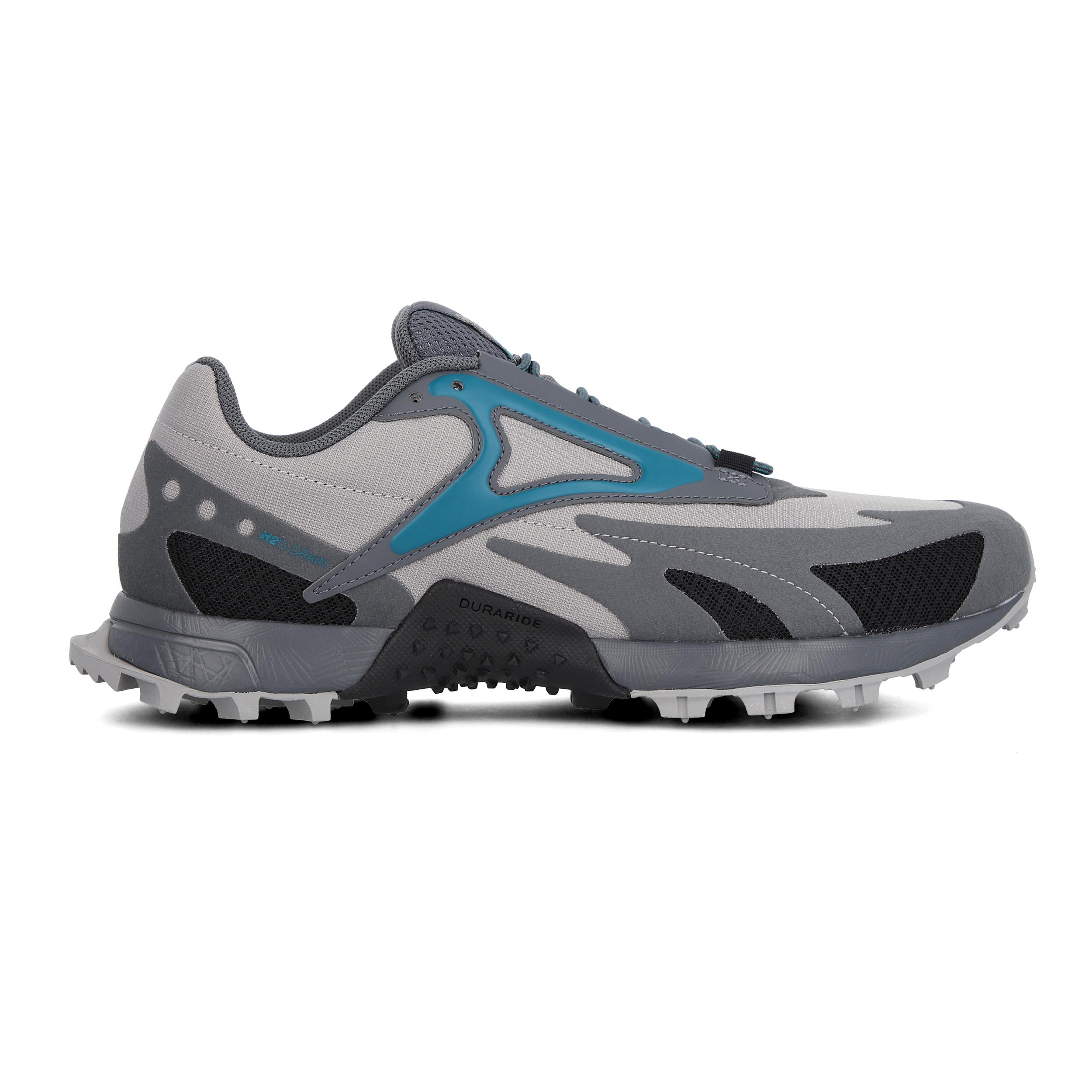 miniature 59 - Reebok-Homme-Tout-Terrain-Craze-2-0-Trail-Chaussures-De-Course-Baskets-Baskets-Gris