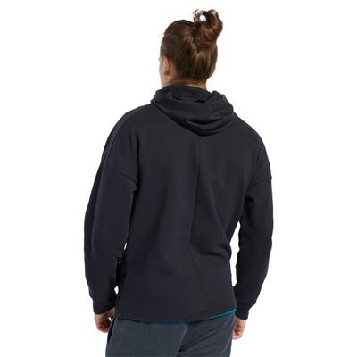 Reebok Knit Woven Reißverschluss Hoodie - SS20