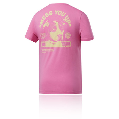 Reebok CrossFit Mess You Up Graphic Training T-Shirt - SS20