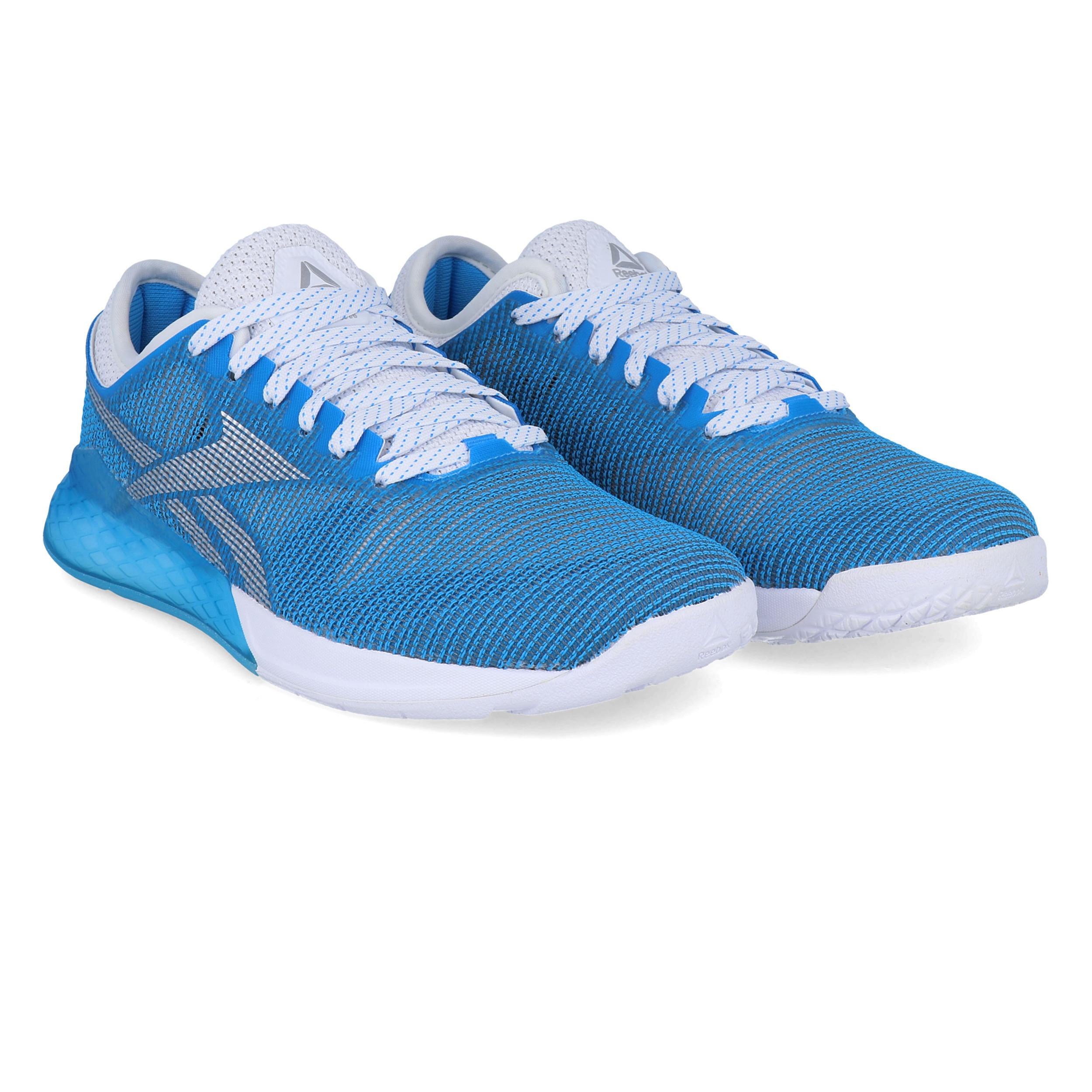 Détails sur Reebok Femmes Crossfit Nano 9 Entraînement Gym Baskets De Sport Chaussures