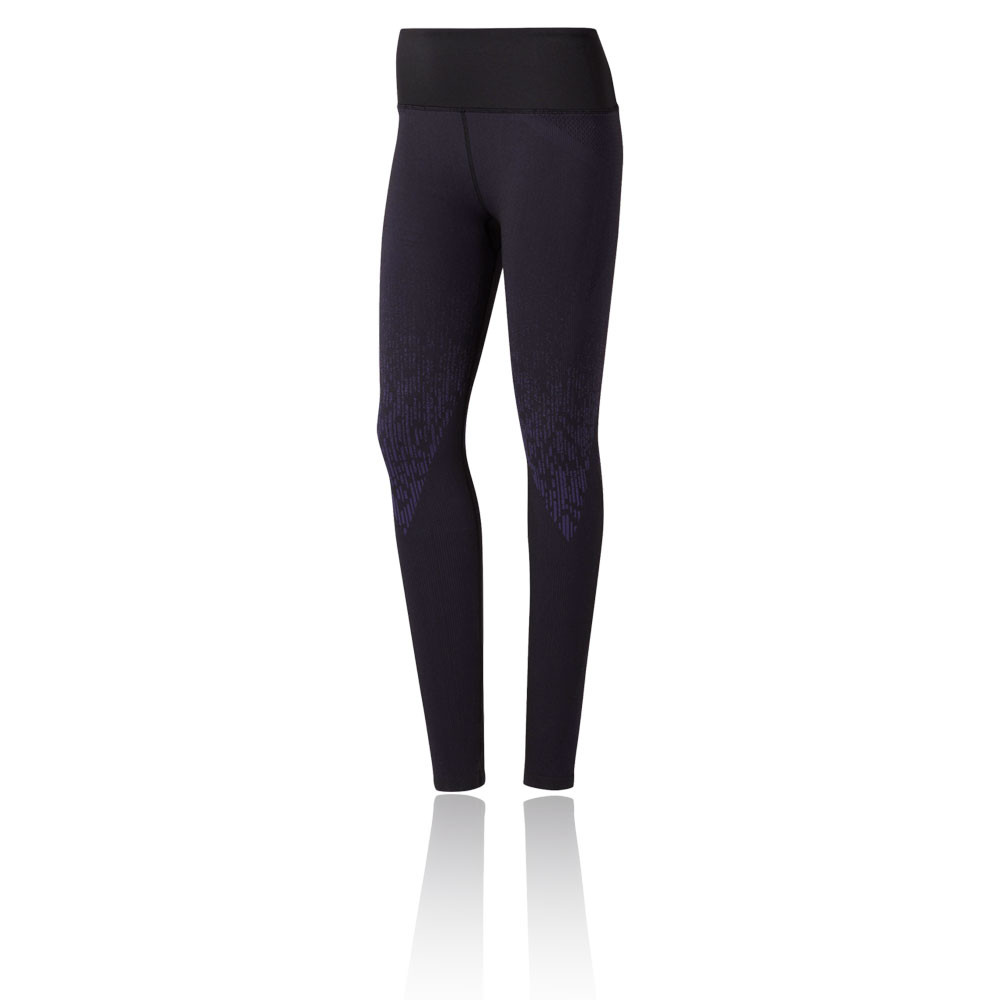 Reebok Thermowarm baselayer (près du corps) sans couture femmes collants - AW19
