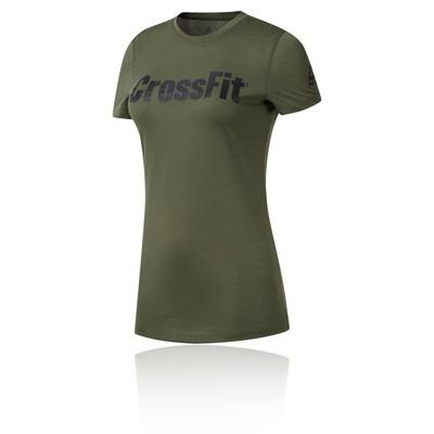 Reebok Crossfit Women's T-Shirt - AW19