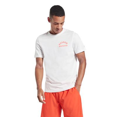 Reebok maglietta per sollevamento pesi - PE21-SS21