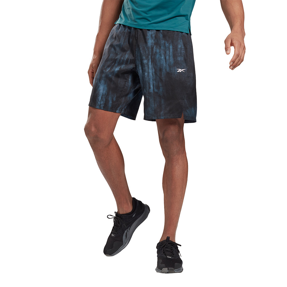 Reebok Epic Lightweight Printed Training shorts - AW21