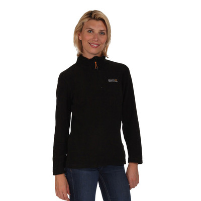 Regatta Sweethart Women's Half Zip Fleece Top