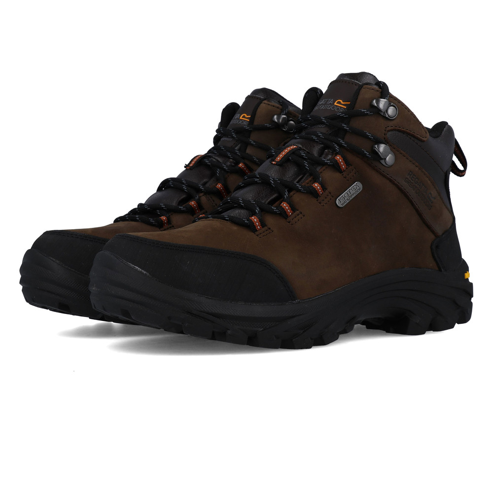 Regatta Burrell Leather WP Walking Boots - SS19