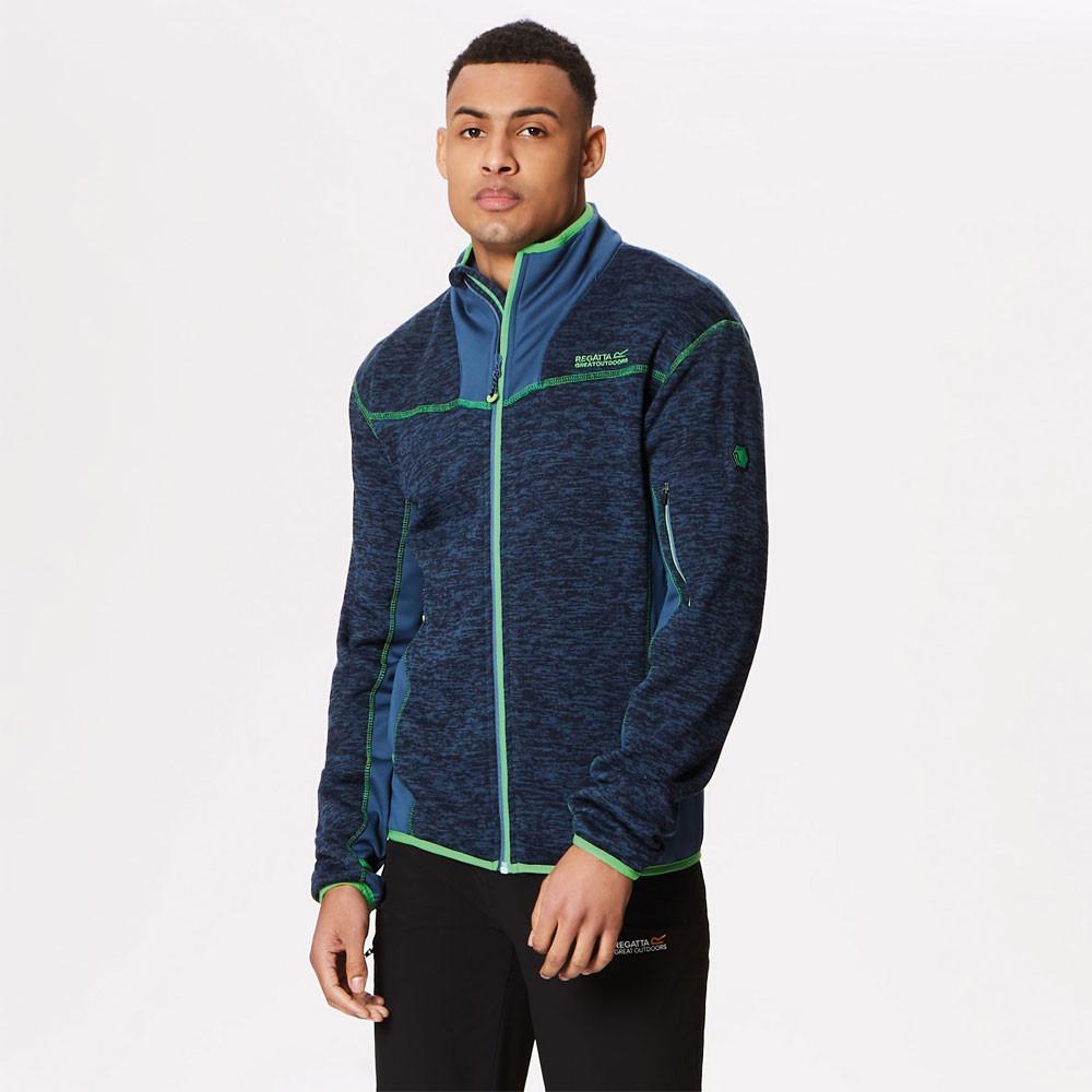 Regatta Collumbus V Full Zip Fleece Jacket